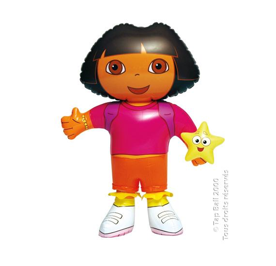 Gonflable Dora
