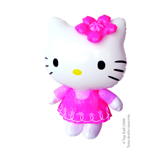 Gonflable Hello Kitty